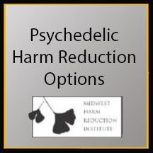 Psychedelic Harm Reduction Options