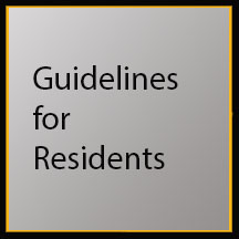 Guidelines for Residents