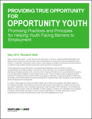 OYE Youth Brief