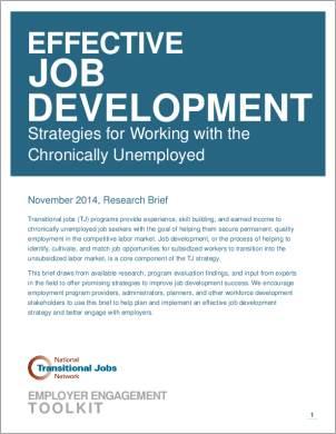 TJ effective job development