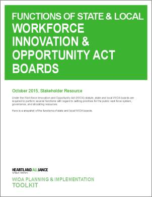 WIOA Resource 3_State and Local Boards