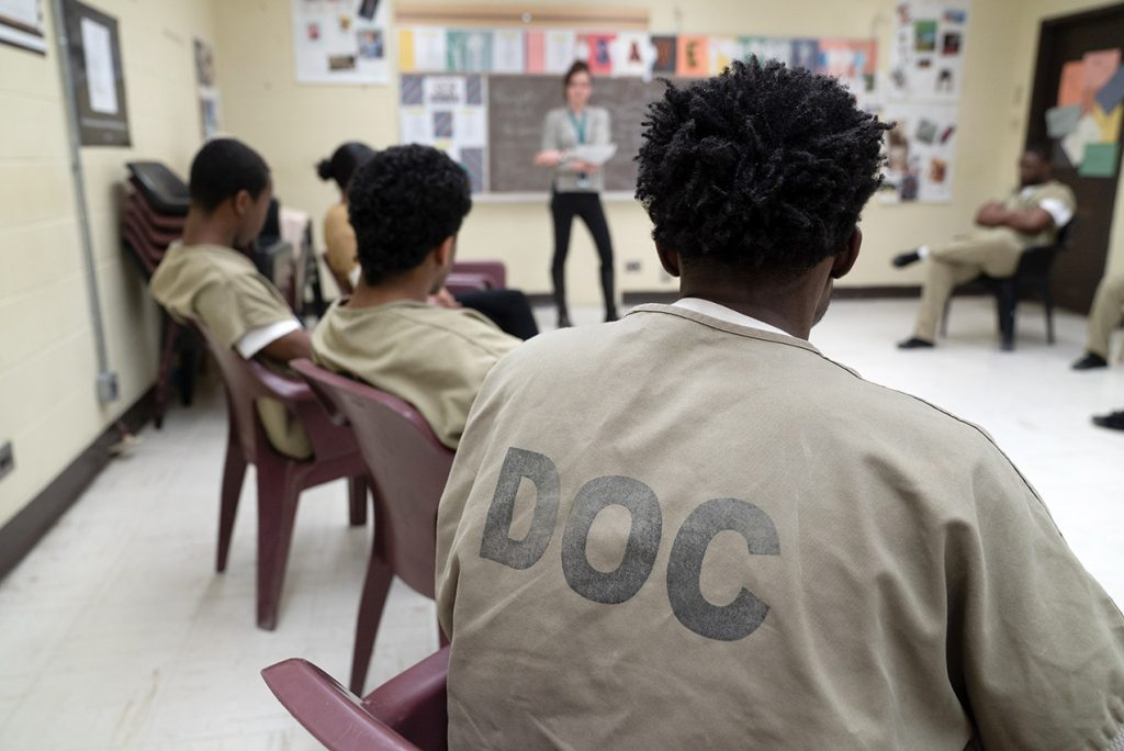 READI Chicago delivers CBT at Cook County Jail | READI Chicago