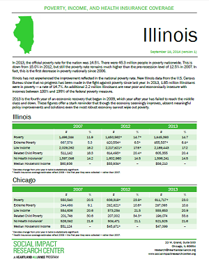 Factsheet: Poverty in Illinois
