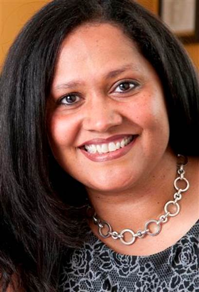 New Heartland Alliance President Evelyn Diaz
